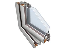 poza modul Aluminium joinery