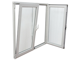 poza modul Double pane glass